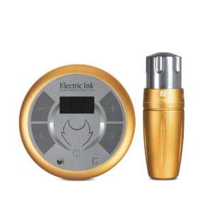 Conjunto Nano Pen Nuance Dourado
